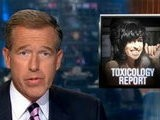 NBC Nightly News With Brian Williams Mystery Lingers In Amy Winehouse Death