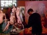Naked Hollywood: Elle MacPherson, Kate Fischer, Portia De Rossi & Pamela Rabe - Sirens Painting Scene