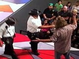 NBC TODAY Show Man Deemed Bum Disrupts Mall Fashion Show
