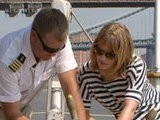 NBC TODAY Show &#039 Skipper Sara&#039 Takes On South Street Seaport