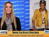 Never Say Never Guys Fashion Recap: Justin Bieber, Jaden Smith, Keegan Allen