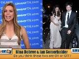 Nina Dobrev And Ian Somerhalder Spotted Together Again