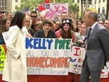 NBC TODAY Show Boy Asks Girl To Homecoming &hellip From The Plaza!
