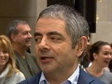 NBC TODAY Show Rowan Atkinson: Undercover As &lsquo Johnny English&rsquo