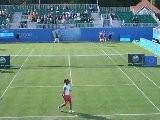 Sania Mirza Vs Tamira Paszek 3-6 4-1