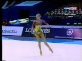 Olga Kapranova - Rope EF Baku World Championships 2005