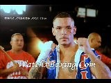 Watch Gabriel Rosado Vs Keenan Collins Live Boxing On 8th Sept 2011