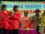 One By Two Movie Comedy Scenes - J.D & Srikanth Getting Best Student Award