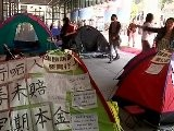 Occupy Protests In Hong Kong