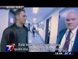 Presentacion Michael Buble ,Crazy Love, Luisana Parte I