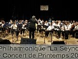 Philharmonique La Seynoise - Le Concert De Printemps 2011