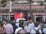 Prince Albert Of Monaco Weds Charlene Wittstock