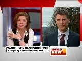 Vancouver Mayor Gregor Robertson Talks To The CBC' S Carole MacNeil About The Gang-related Shootings In His Neighbourhood That Left 10 People Injured