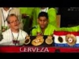 Post Fight Amir Khan Vs Zab Judah Press Conference
