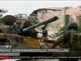 Pesa Al Anuncio Oficial, Enfrentamientos En Mogadiscio