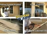 Window Wizard Boise, Idaho - Exterior Window Cleaning