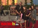 Pepe Aguilar At 2011 Eyegore Awards Arrivals - Halloween Horror Nights