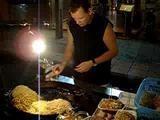 Pad Thai - Street Food Style