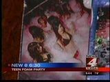 Parent Upset Over Bubbles And Bikinis Foam Party For Teens