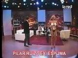 PILAR RUIZ SEXI ESPUMA EN ASI SOMOS.mpg