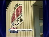Pizza Delivery Man Beaten In Robbery