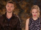 In Character With Justin Timberlake And Amanda Seyfried Of In Time