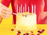 Quick Tips: How To Keep Birthday Candles From Dripping
