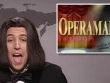 Saturday Night Live Adam Sandler As Opera Man