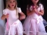 Little Girl Sings Super Bass