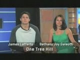 Red Cross James Lafferty And Bethany Joy Galeotti
