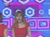 Rainbow - Sweety+ To Me Music Bank 2011.04.22