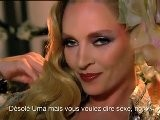 RECLAME : SCHWEPPES UMA THURMAN 2011