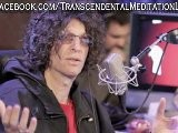 Russell Brand Transcendental Meditation Interview With Howard Stern