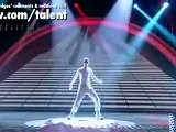 Razy Gogonea Matrix Guy - Grand Final Of Britains Got Talent 2011