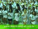Rio Girls Samba Dancers To Thousands: Brazil Carnival