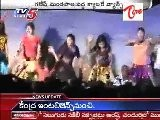 Recording Dance Shows In Ganesh Festival At Visakhapatnam