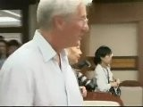 Richard Gere Visits Buddhist Temple In Seoul