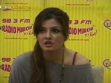 Raveena Tandon At Bbuddah Hoga Terra Baap Film Promotion At Radio Mirchi 98.3