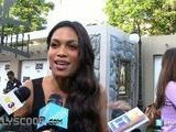 Rosario Dawson On ZooKeeper
