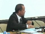 Part 1 - Dr. Temechegn Engida, UNESCO-IICA, Addis Ababa, Ethiopia - Talk At Microsoft NGO Day 2011