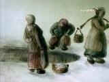 Russian Animation: About Crayfish +English Subtitles 2003