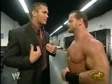 Randy Orton, Candice Michelle And Chris Benoit Segment RAW 11.29.2004