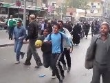 Raw Feed: Cairo Protests