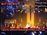 REF CBLR13: BANDA COVERS ROCK FIESTERO CUMBIA REGGAETON LATINO
