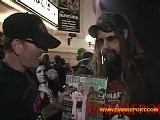Rob Zombie Interview At The 2011 Eyegore Awards