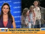 Robert Pattinson&#039 S Secret Date With Emilie De Ravin
