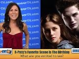 Robert Pattinson Says &#039 Breaking Dawn&#039 Birth Scene Is &#039 Hardcore Graphic&#039