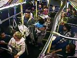 Raw Video: Ore. Mom, Crying Baby Forced Off Bus