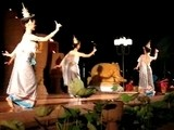 Sri Nual Dance - Thai Classical Dance