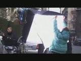 Solo Un Padre - Backstage Con Claudia Pandolfi